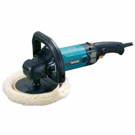 5. Makita 7-Inch Polisher/Sander