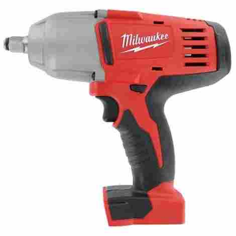 6. Milwaukee High Torque Impact Wrench