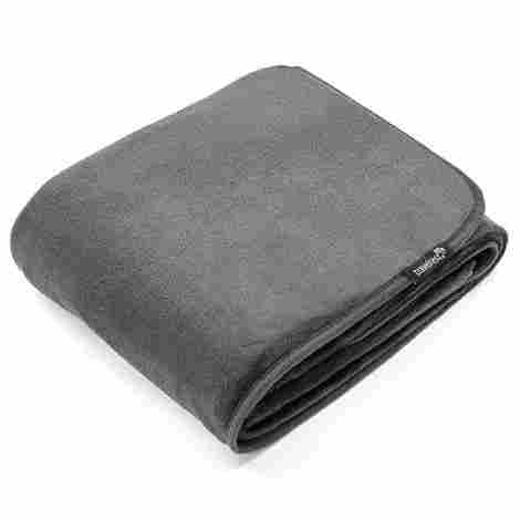 1. Travelrest 4-in-1 Travel Blanket