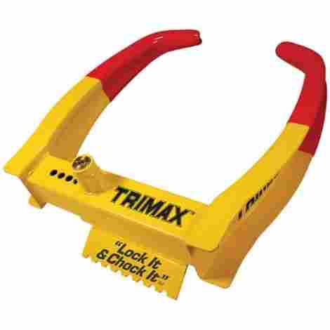 1. Trimax Wheel Chock