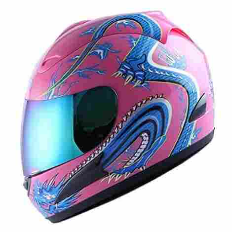 7. WOW Blue Dragon Pink