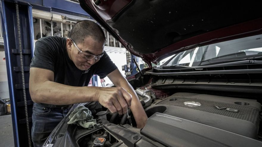 A checklist for your next annual car tune-up to keep your vehicle in tip-top shape.