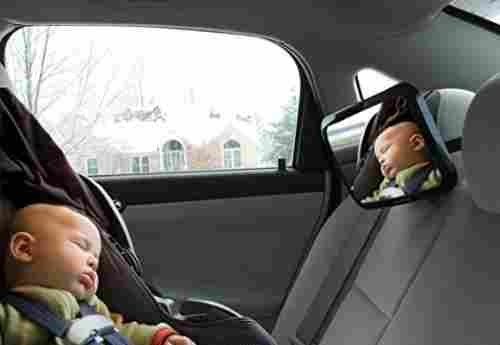 baby rear facing mirror