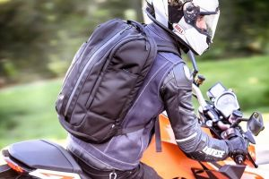 An in depth review of the best motorcycle backpacks in 2018