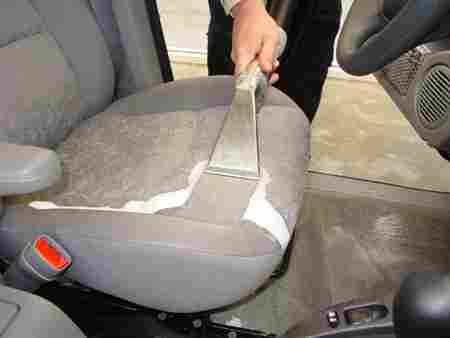 car-seat-cleaning