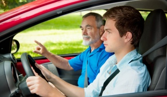 Safety Pointers and Helpful Hints for a First Time Driver
