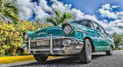 A guide with 5 tips for restoring classic cars.