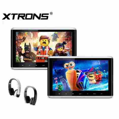 XTRONS 2 x 10.2 Inch HD Digital